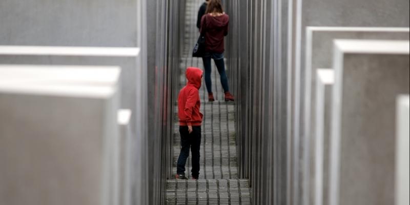 Holocaust-Mahnmal in Berlin - Foto: über dts Nachrichtenagentur