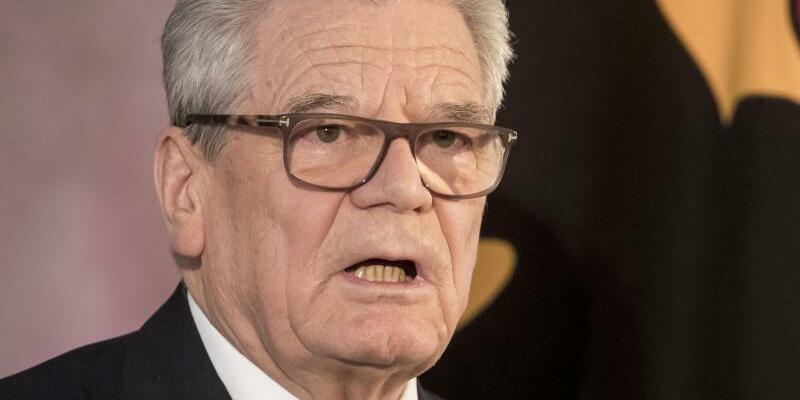 Bundespräsident Gauck - Foto: Michael Kappeler