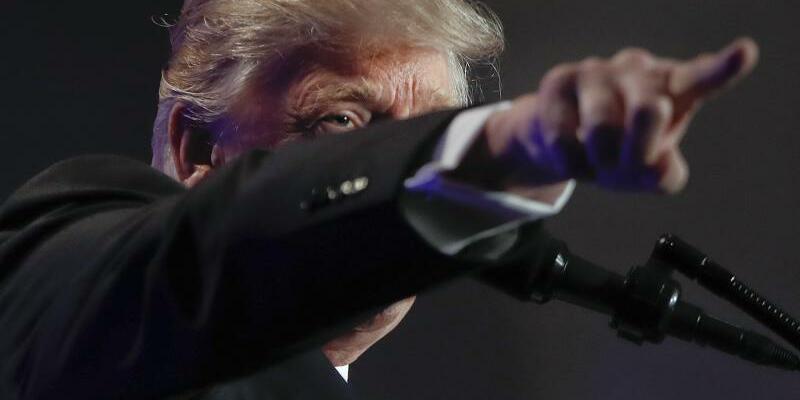 Donald Trump - Foto: Pablo Martinez Monsivais