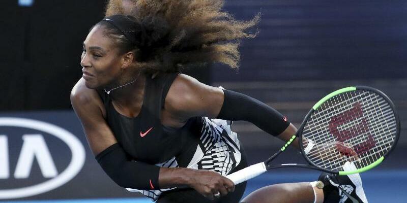 Serena Williams - Foto: Aaron Favila