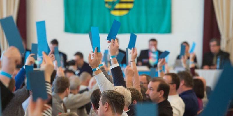 Abstimmung - Foto: Sebastian Kahnert