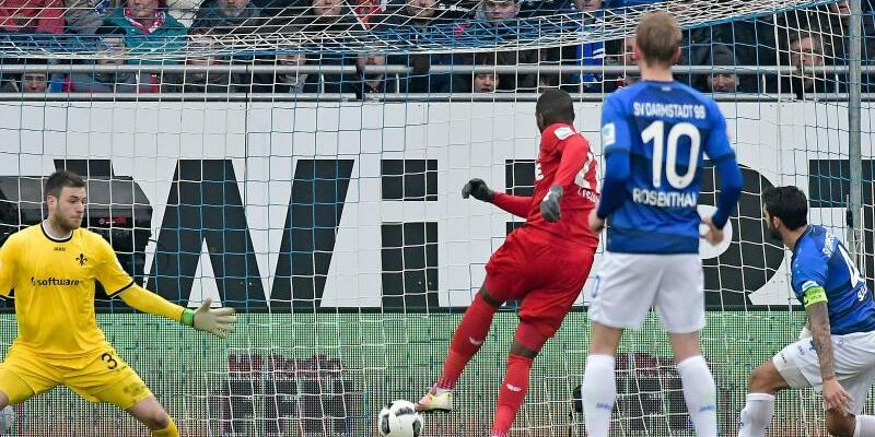 SV Darmstadt 98 - 1.FC Köln - Foto: Thorsten Wagner