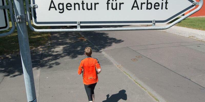 Agentur für Arbeit - Foto: Agentur für Arbeit in Erfurt. Foto:Sebastian Kahnert