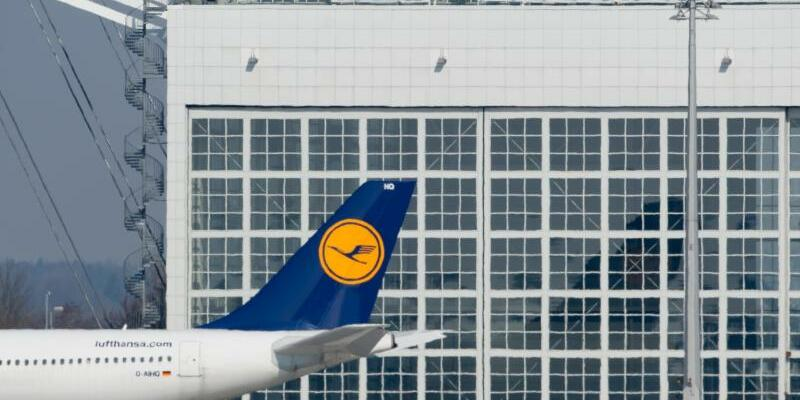 Lufthansa - Foto: Sven Hoppe/Archiv