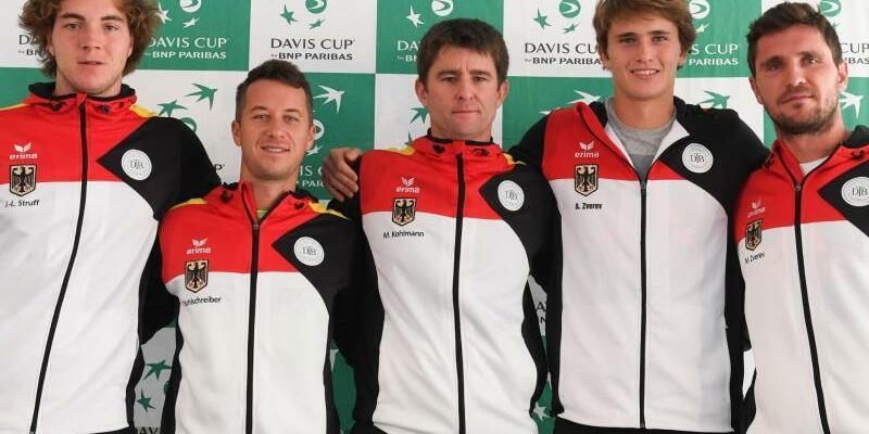 Deutsches Team - Foto: Arne Dedert