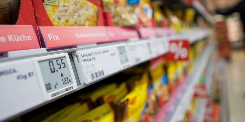 Lebensmittelpreise - Foto: Marius Becker