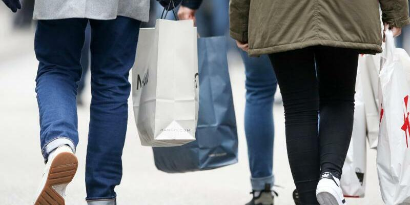 Einkaufen - Foto: Bodo Marks