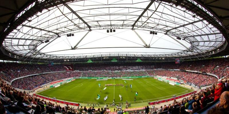 HDI Arena in Hannover - Foto: Jens Wolf