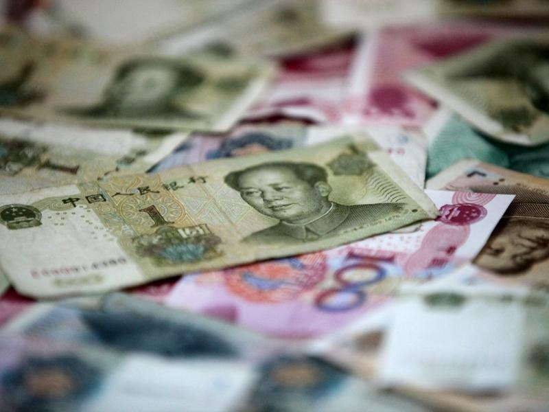 Chinesische Geldscheine - Foto: über dts Nachrichtenagentur