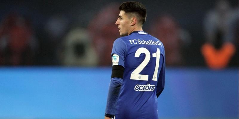 Alessandro Schöpf (Schalke) - Foto: über dts Nachrichtenagentur