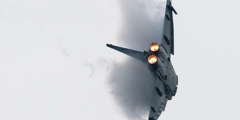 Eurofighter - Foto: Sven Hoppe