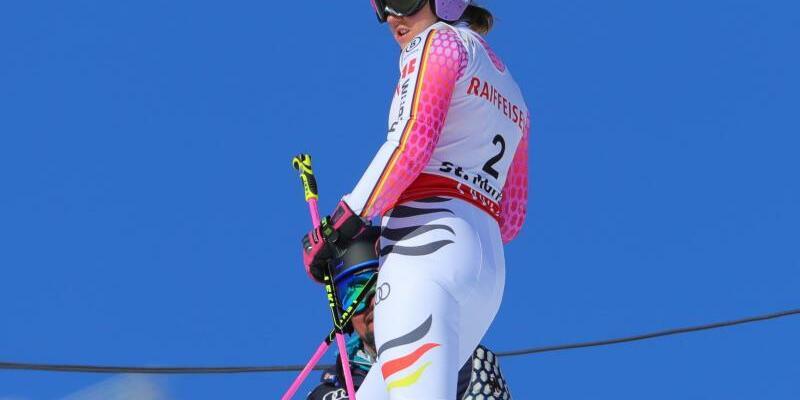 Viktoria Rebensburg - Foto: Michael Kappeler