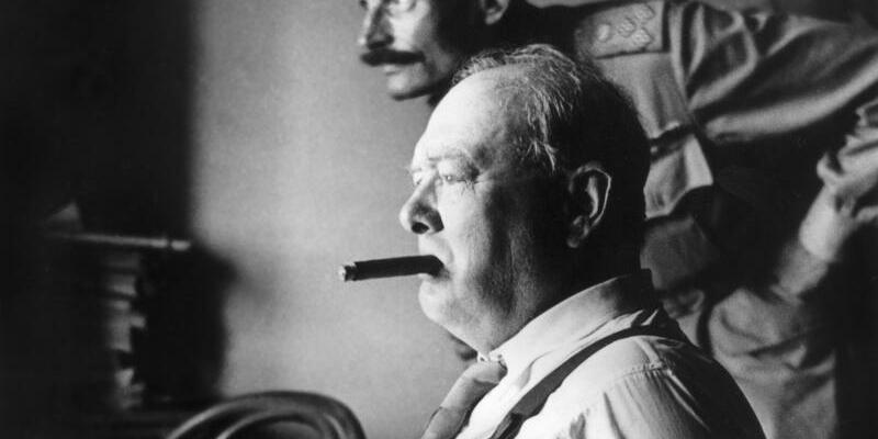 Winston Churchill - Foto: Archiv