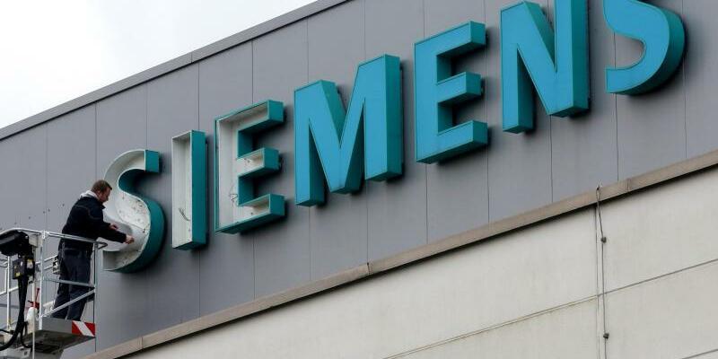 Siemens - Foto: Roland Weihrauch