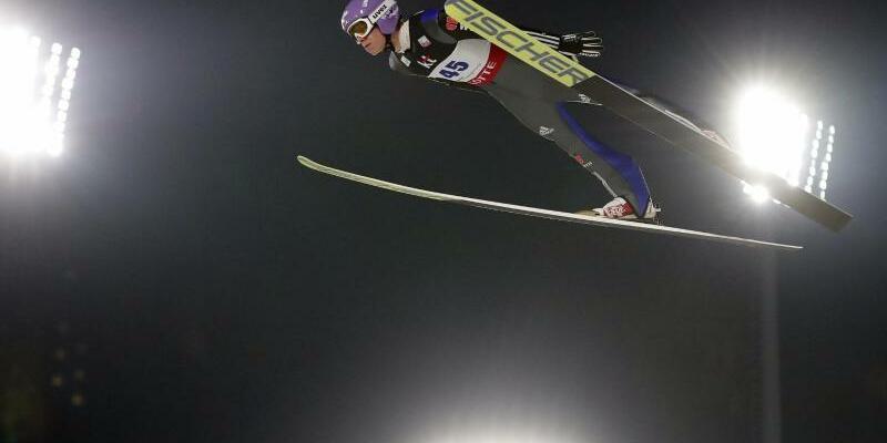 Skisprung-Ass - Foto: Lee Jin-Man