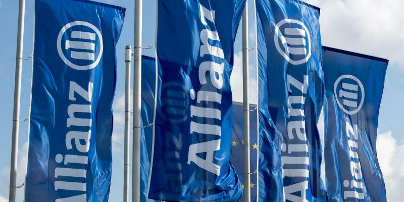 Allianz - Foto: Peter Kneffel/Symbolbild