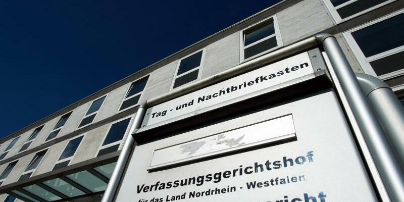 Oberverwaltungsgericht Münster - Foto: Bernd Thissen