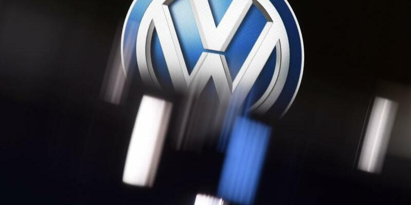 VW-Logo - Foto: Uli Deck