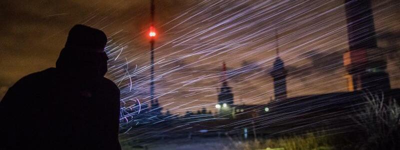 Sturm im Taunus - Foto: Frank Rumpenhorst