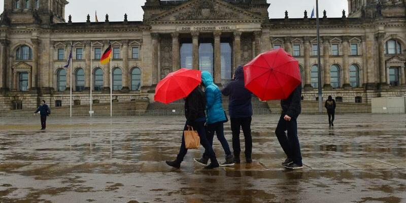 Reichstagsgebäude - Foto: Maurizio Gambarini