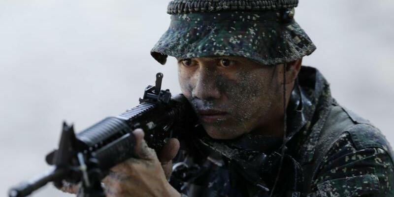 Philippinischer Soldat - Foto: Francis R. Malasig / Archiv