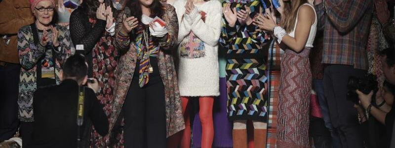 Fashion Week Mailand - Missoni - Foto: Luca Bruno