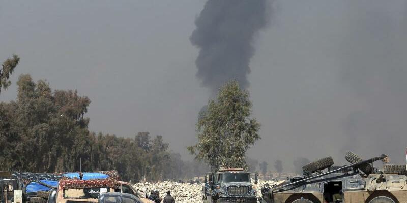 Kampf um Mossul - Foto: Khalid Mohammed