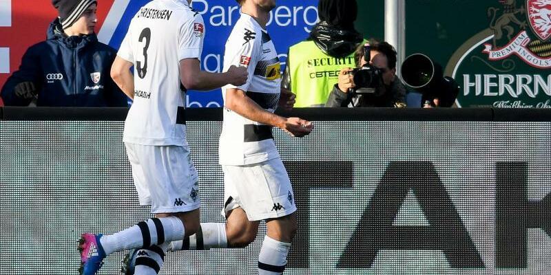 FC Ingolstadt 04 - Borussia Mönchengladbach - Foto: Armin Weigel