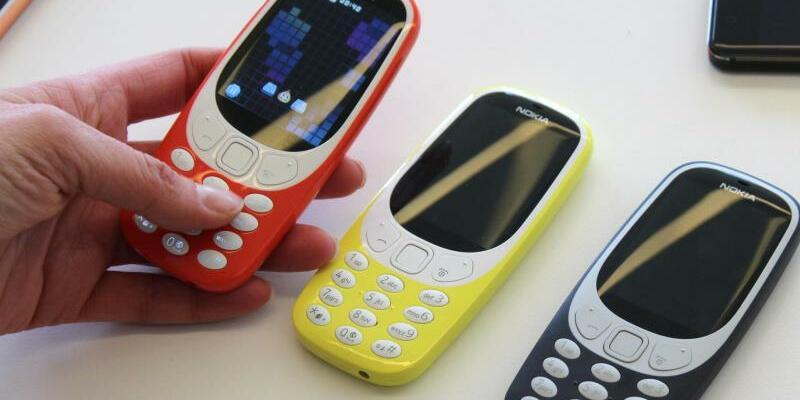 Nokia 3310 - Foto: Martin Landi