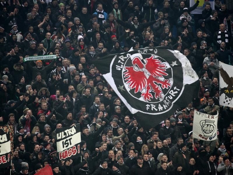 Fans von Eintracht Frankfurt - Foto: über dts Nachrichtenagentur