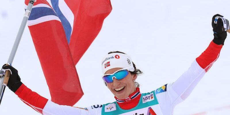 Marit Bjørgen - Foto: Karl-Josef Hildenbrand