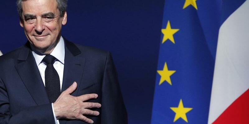 François Fillon - Foto: Claude Paris