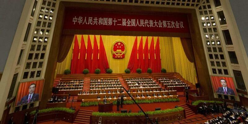 Jahrestagung des Volkskongresses - Foto: Ng Han Guan