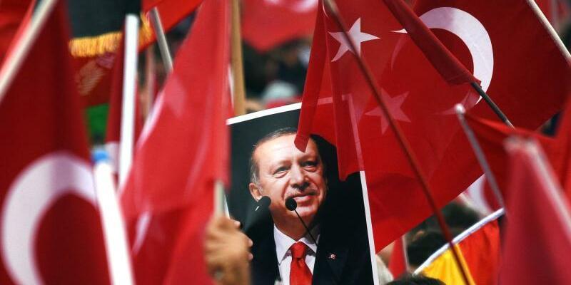 Recep Tayyip Erdogan - Foto: Henning Kaiser/Archiv