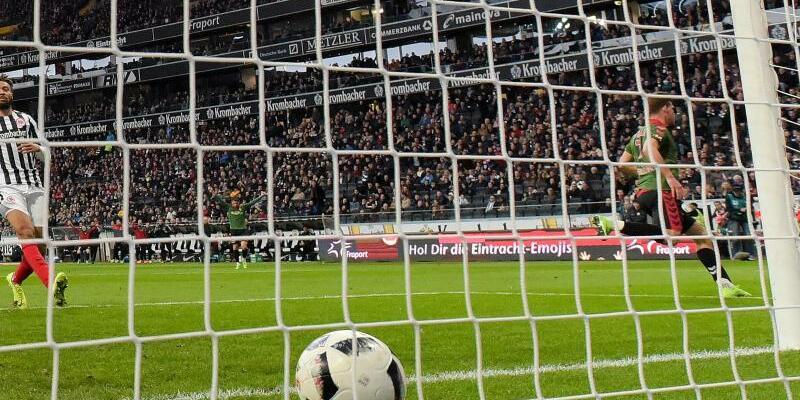 Eintracht Frankfurt - SC Freiburg - Foto: Thorsten Wagner