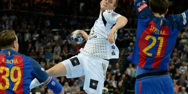 THW Kiel - FC Barcelona - Foto: Daniel Reinhardt