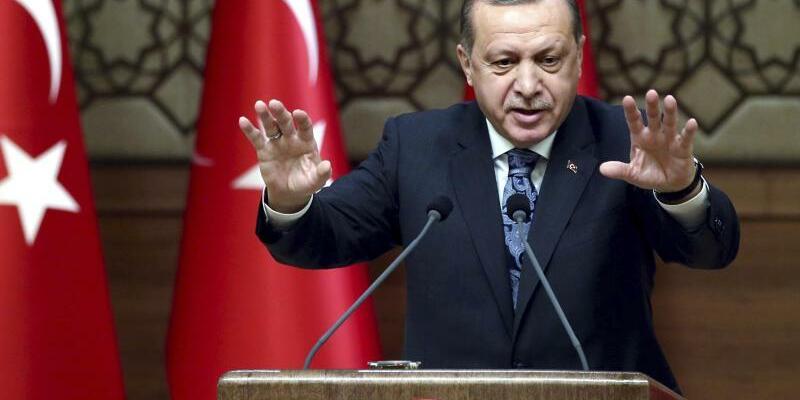 Erdogan - Foto: Yasin Bulbul