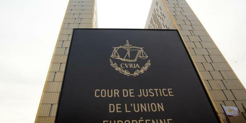 Europäischer Gerichtshof - Foto: Thomas Frey/Archiv