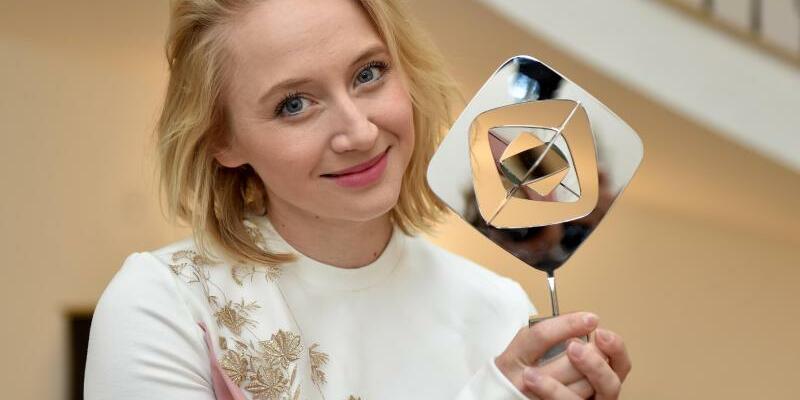 Grimme-Preis - Anna Maria Mühe - Foto: Caroline Seidel