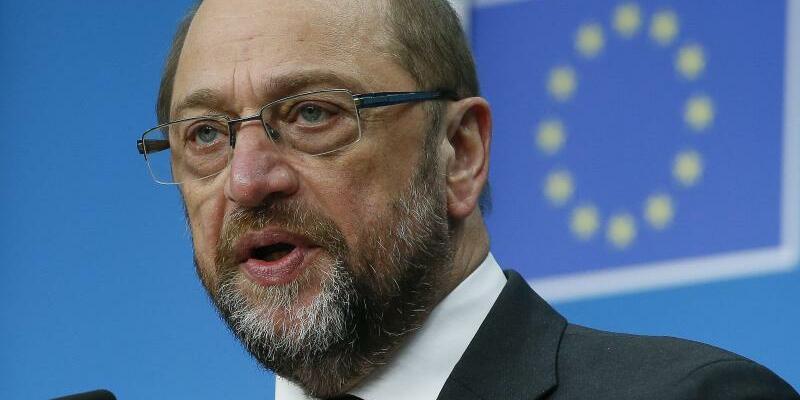 Martin Schulz - Foto: Julien Warnand
