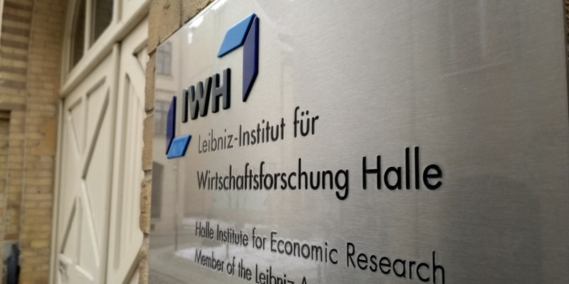 IWH - Leibniz-Institut für Wirtschaftsforschung Halle - Foto: über dts Nachrichtenagentur