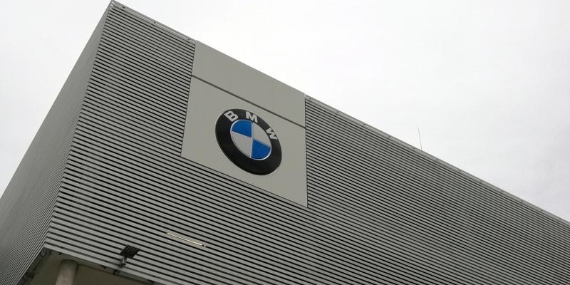 BMW-Logo - Foto: über dts Nachrichtenagentur