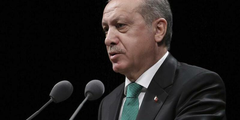 Recep Tayyip Erdogan - Foto: Murat Cetinmuhurdar/Pool Presidential Press Service