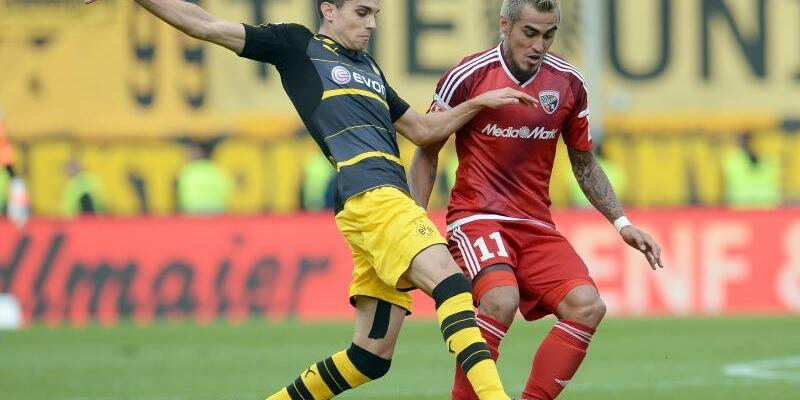 BVB empfängt Ingolstadt - Foto: Andreas Gebert