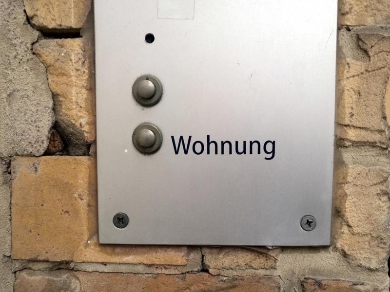 Klingel an einer Wohnung - Foto: über dts Nachrichtenagentur