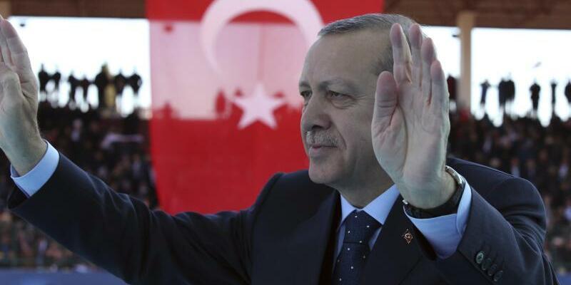 Recep Tayyip Erdogan - Foto: Kayhan Ozer