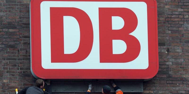 Logo der Deutschen Bahn - Foto: Federico Gambarini
