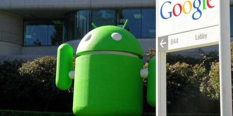 Android - Foto: Android führt im Smartphone-Geschäft mit einem Marktanteil von über 80 Prozent. Foto:Christof Kerkmann