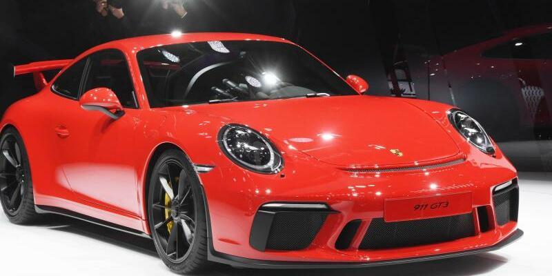 Porsche 911 GT3 - Foto: Uli Deck