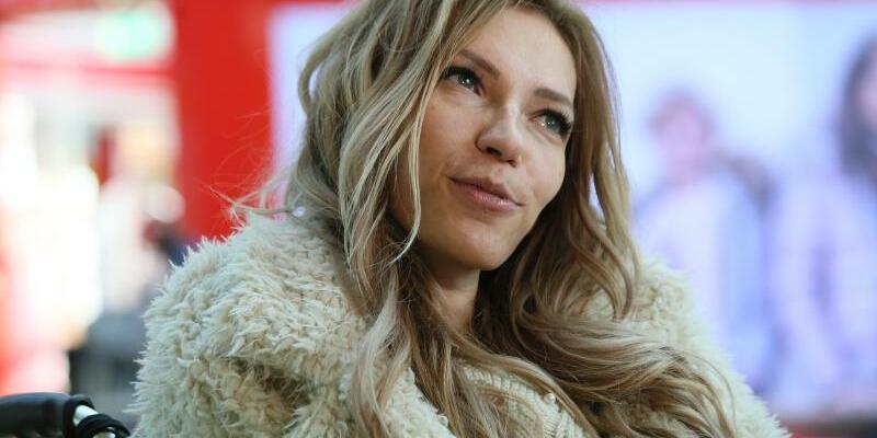 Julia Samoilowa - Foto: Maria Antipina